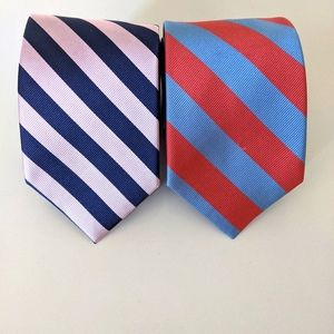 Striped Silk Ties from J. Crew Factory - Set of 2